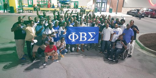 The Mighty Kappa Iota Chapter of PBS - 2019 USC Homecoming Tailgate Celebration