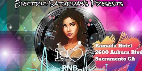 Electric Saturday's Presents I Love R&B tickets
