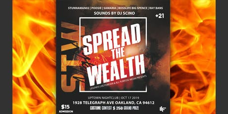 Spread the Wealth tickets