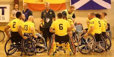 Wheelchair Rugby League - Queensland vs England
