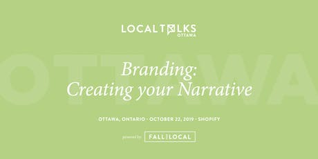 Branding: Creating your Narrative tickets