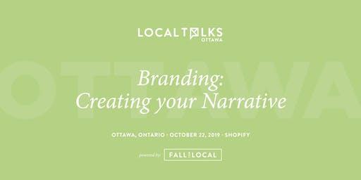 Branding: Creating your Narrative