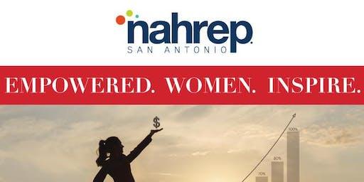 NAHREP San Antonio: Empowered. Women. Inspire.
