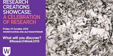 Research Creation Showcase 2019 tickets