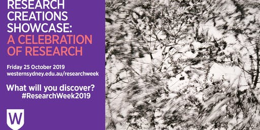 Research Creation Showcase 2019