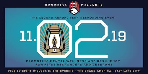 Honor365's Ten4 Responding Gala