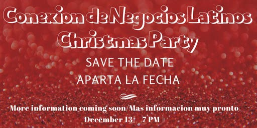 Conexión Christmas Party
