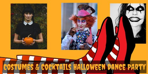 Cocktails & Costumes Halloween Dance Party