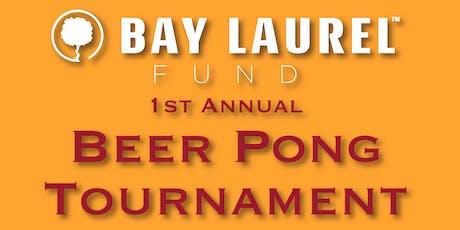 Bay Laurel presents: Beer Pong at Modist Brewing Co! tickets