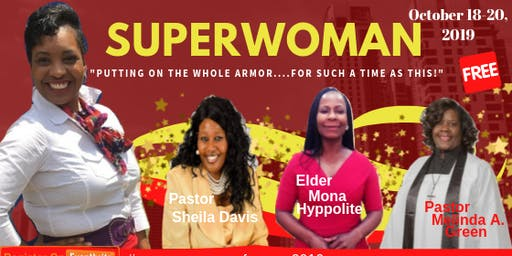 SUPERWOMAN CONFERENCE 2019