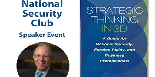 Strategic Thinking in 3D: Middle East Foreign Policy