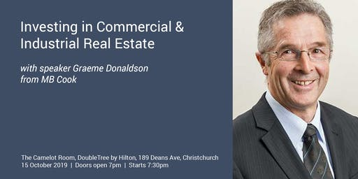 Investing in Commercial & Industrial Real Estate