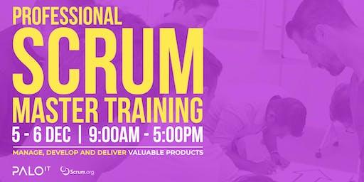 Professional Scrum Master Training - Dec 2019