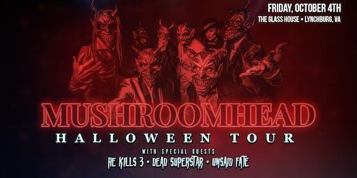 MUSHROOMHEAD - Halloween Tour 2019