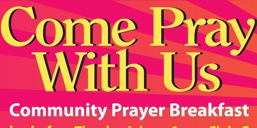 Amarillo Community Prayer Breakfast 2019