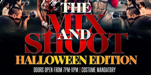 TheMixAndShoot Halloween edition