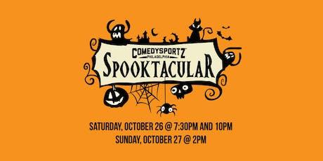 ComedySportz Spooktacular tickets