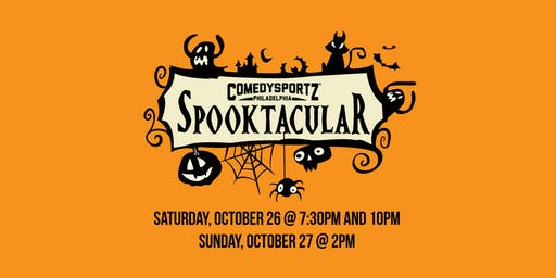 ComedySportz Spooktacular