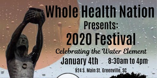 Whole Health Nation 2020 Festival