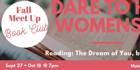 DTH Fall Meetup /Book Club tickets