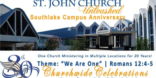 SJC 20th Southlake Campus Anniversary