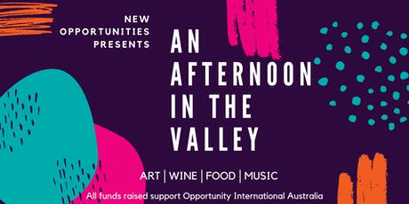An Afternoon in the Valley tickets