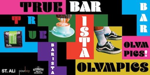 True Barista Olympics