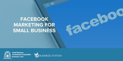 Facebook Marketing - Subiaco