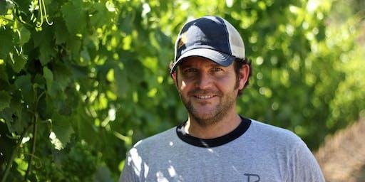 Scopo Divino: Winemaker Dinner with J. Rickards Winery