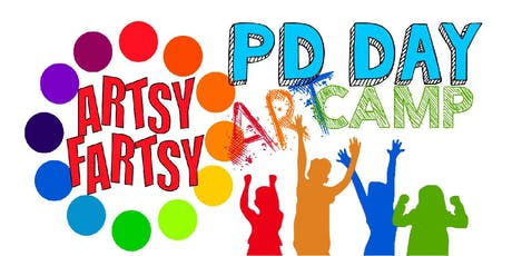 CSAP PD Day Art Camp tickets