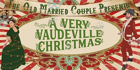 A Very Vaudeville Christmas - Melbourne tickets