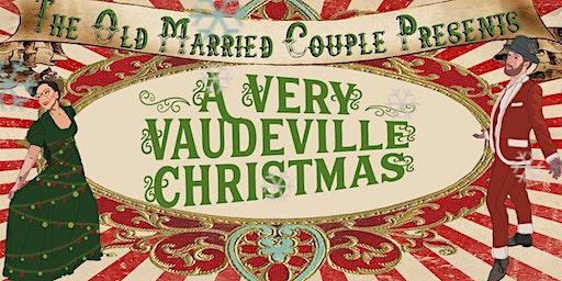 A Very Vaudeville Christmas - Melbourne