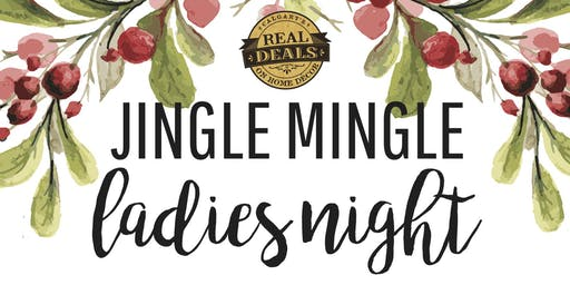 Jingle Mingle Ladies Night - Nov 2nd 5:30pm