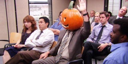 'The Office' Halloween Trivia at Loflin Yard