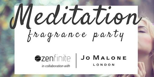 Free - Meditation Fragrance Party @ Jo Malone South Coast Plaza-by Zenfinite