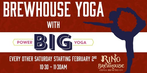 Copy of Big Power Yoga at Odell Brewing