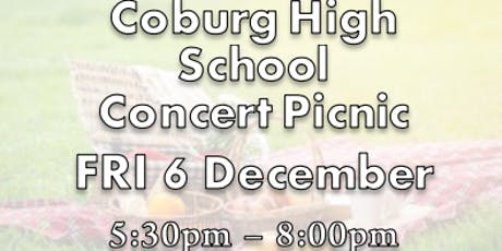 CHS Concert Picnic tickets