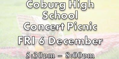 CHS Concert Picnic