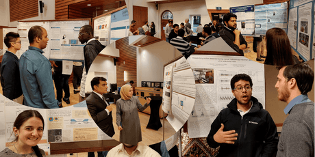 MDII & CREATE-BEST Research Poster Day tickets