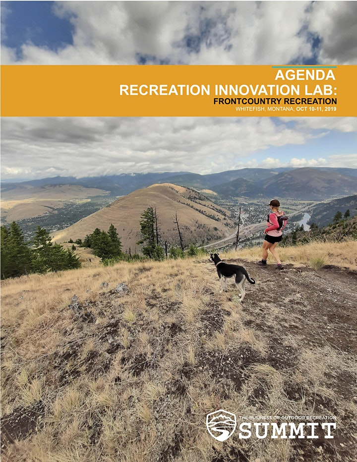2019 Business of Outdoor Recreation Summit: Recreation Innovation Lab image