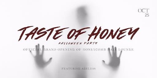 TASTE OF HONEY | Grand Opening of Honeycomb Hair Lounge