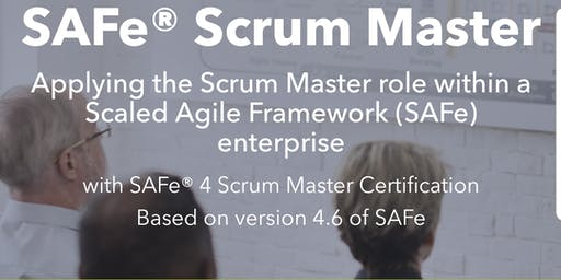 SAFE Certified Scrum Master 2-Day Training