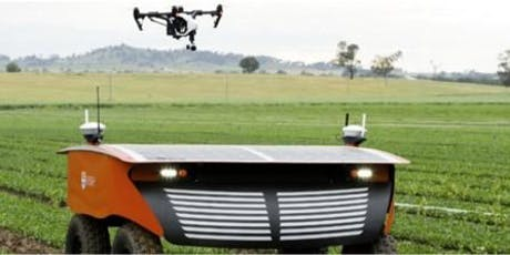 Smart Agriculture: The present, the future and the opportunities tickets