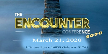 The Encounter Conference 2020 tickets