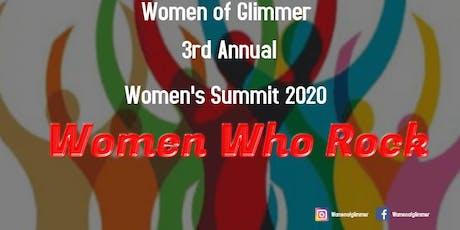 Women of Glimmer: Women Summit 2020 tickets