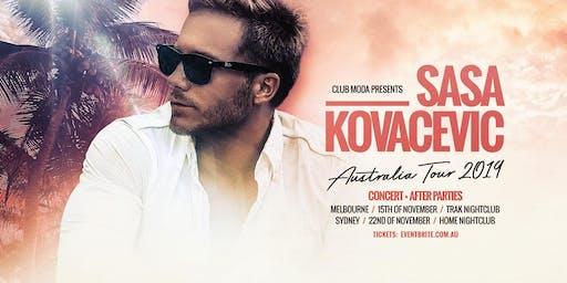 Club Moda Presents Sasa Kovacevic Sydney Show