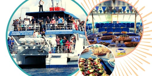 End Of Year Celebration On Board Spirit!