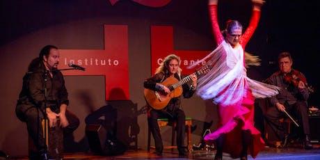 Flamenco Quartet Project presents Arte y Pasion tickets