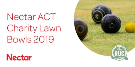 Nectar ACT Charity Lawn Bowls 2019 tickets