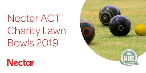 Nectar ACT Charity Lawn Bowls 2019